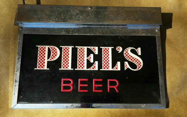 Piel's Beer Gillco Sign