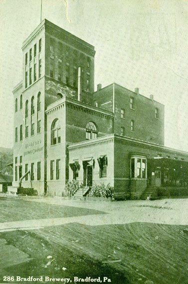 Bradford Brewery