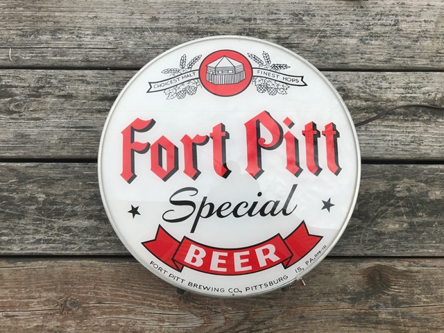 Fort Pitt Special Beer Light