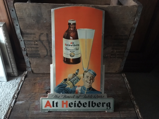 Alt Heidelberg Beer Leyse Sign