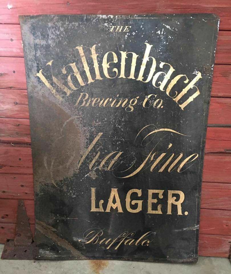 Kathenbach Beer Sign