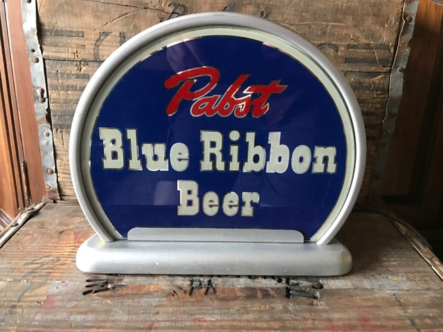 Pabst Blue Ribbon Beer Halo Sign