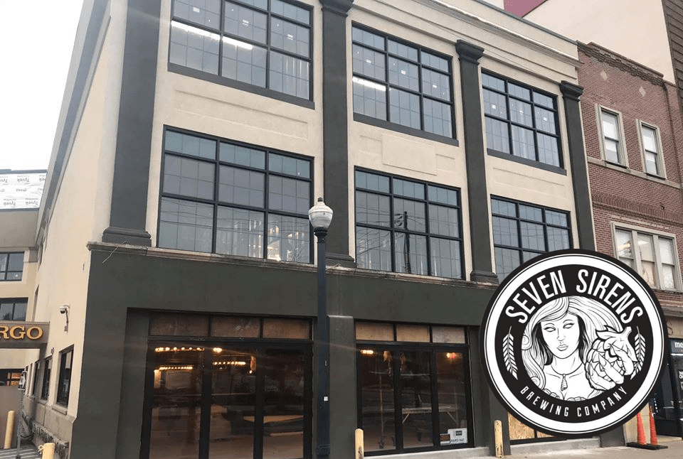 Seven Sirens Converts Parking Garage In Bethlehem To Future Brewery -  Breweries in PA