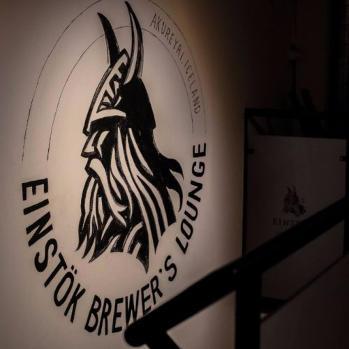 Einstok brewers lounge logo