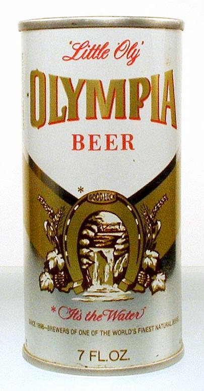 History of the Olympia Brewing Co of Tumwater