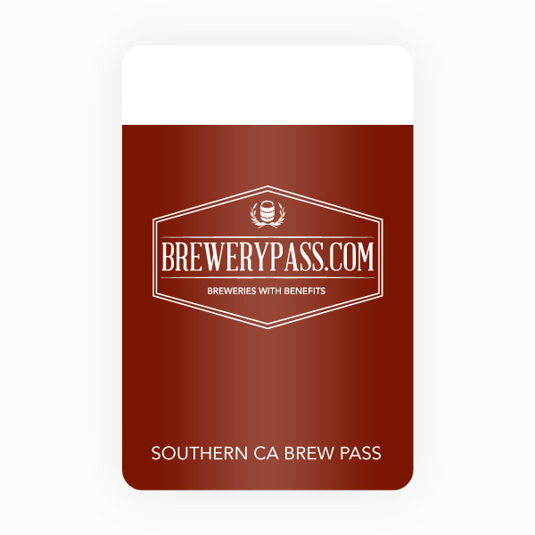 Southern CA Brew Pass