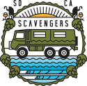 Image result for scavengers beer tours logo