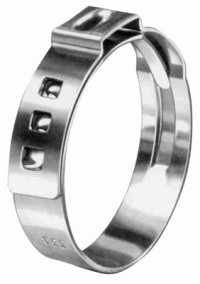 SS OETIKER Hose Clamps