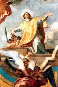 Święty Feliks z Noli