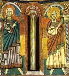 Święci Tymoteusz i Tytus