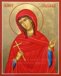 Święta Krystyna