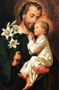 Święty Józef, Opiekun Zbawiciela