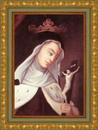 Błogosławiona Joanna Maria de Maille