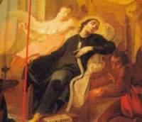 Święty Wilhelm z Paryża, opat