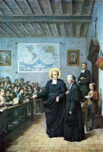 Święty Jan de la Salle
