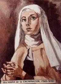 Błogosławiona Maria od Wcielenia