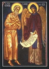 Święty Pachomiusz Starszy