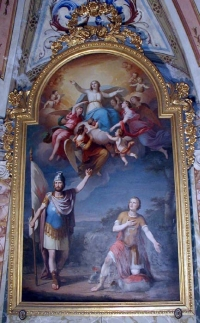 Święci męczennicy Gerwazy i Protazy