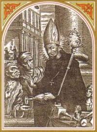Święty Etelwold