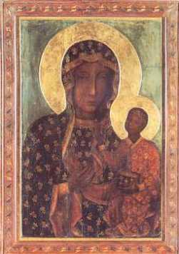 Cudowny Obraz Maryi z Jasnej Góry