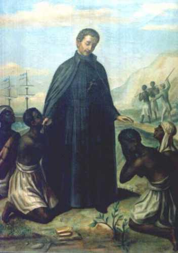 Święty Piotr Klawer
