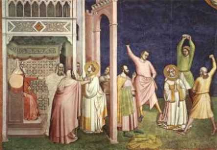Ukamienowanie świętego Szczepana