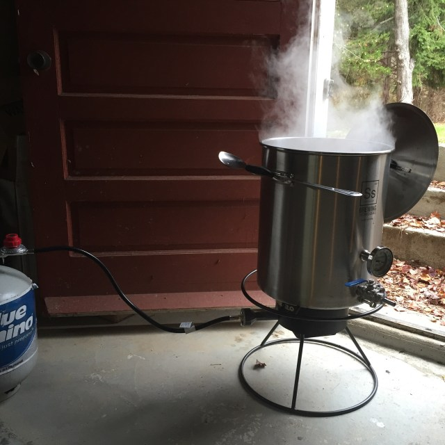 homebrewing equipment guide
