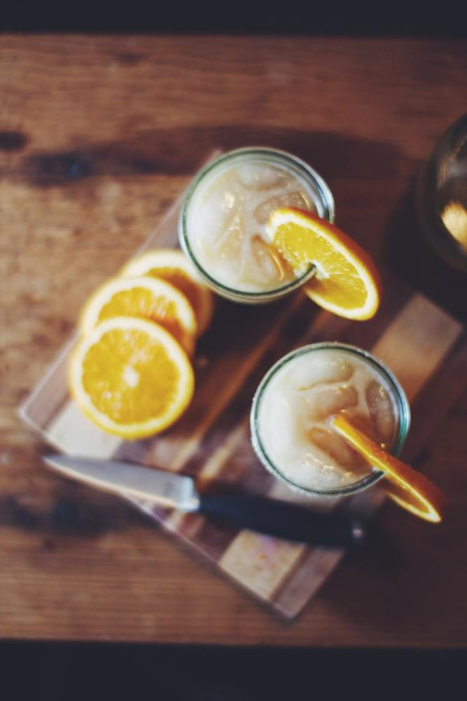 Friendship Friday: Jalapeño & Peach Gin Cocktail