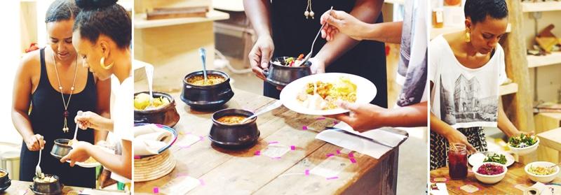 Azla-Vegan-Food-Serving