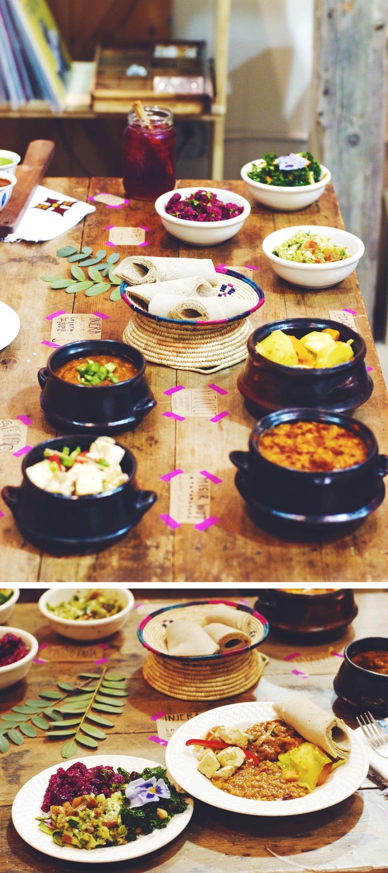Azla-Vegan-Food