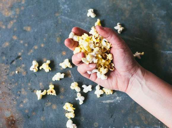 healthy kettle corn