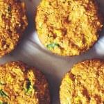 cajun cornbread in a muffin form!