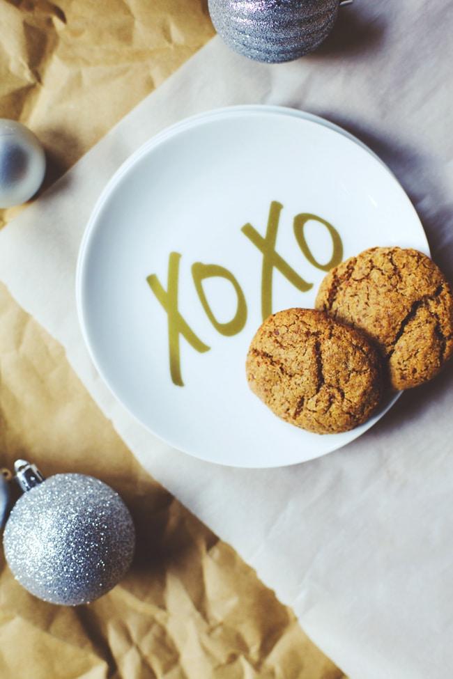 coconut molasses cookies