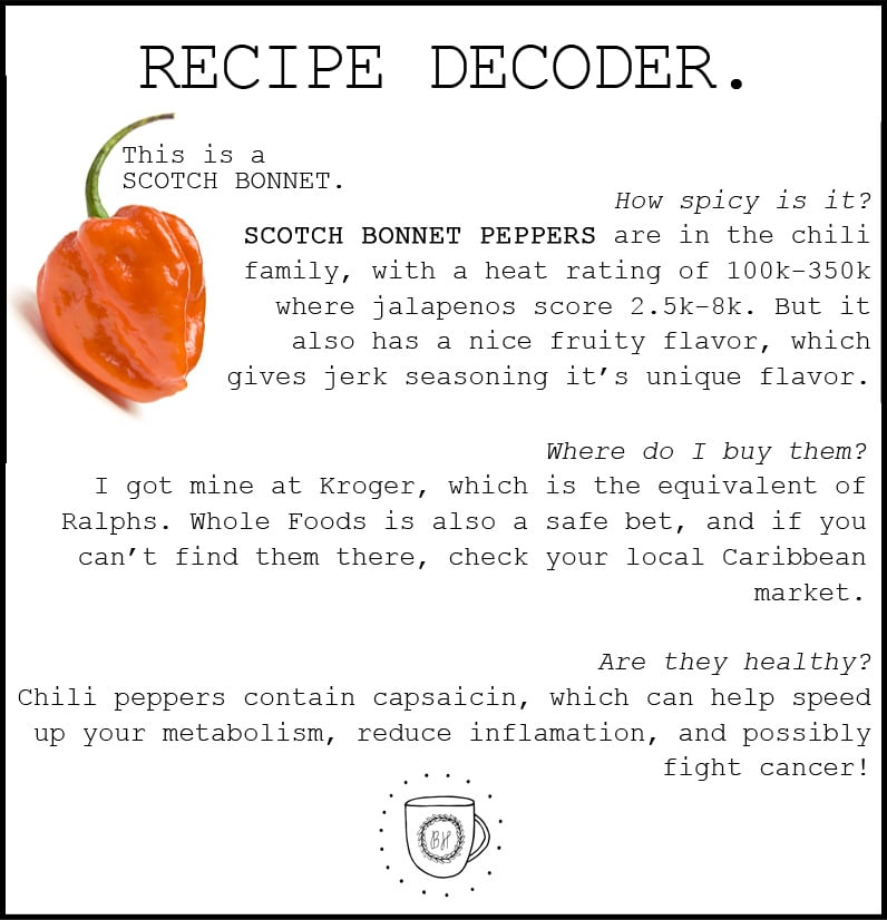 Recipe Decoder