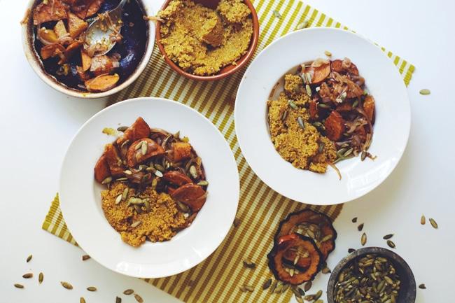 quinoa bowl