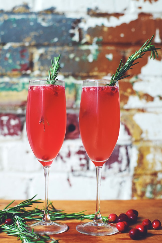Holiday Kompot Cocktails Two Ways | Brewing Happiness