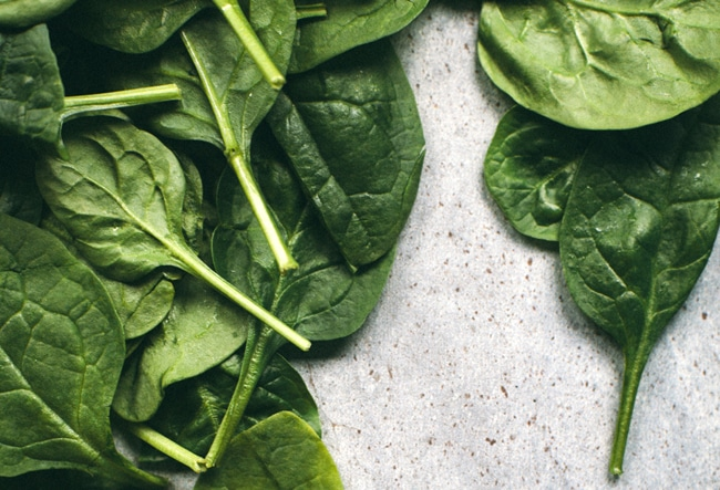 spinach roundup