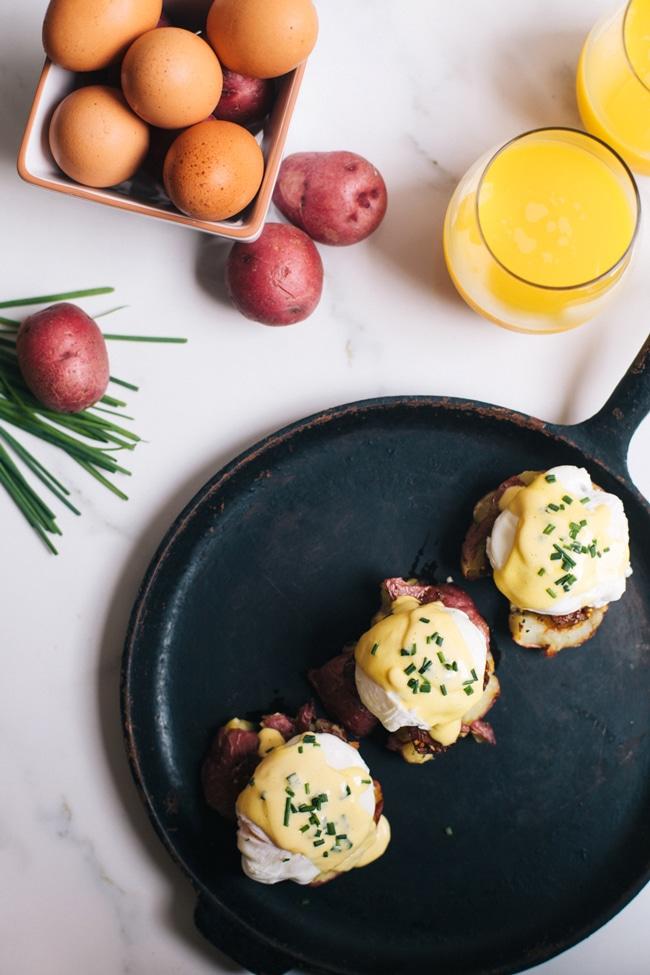 best eggs benedict breakfast ever