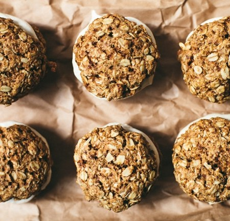health-ified oatmeal cream pies