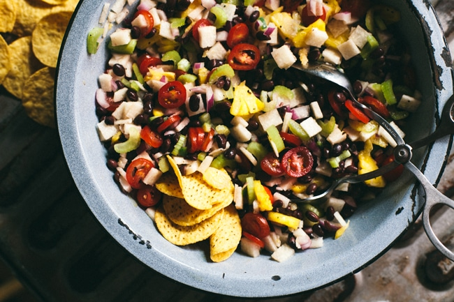 tropical cowboy caviar