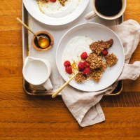 Mega Clump Granola + The First Mess Cookbook | Brewing Happiness