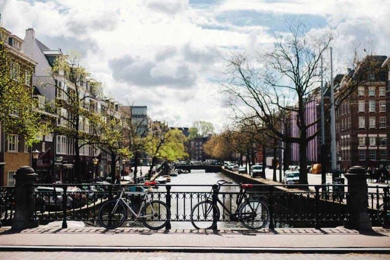 EUROPEAN ADVENTURE PT.2 | Four Days in Amsterdam