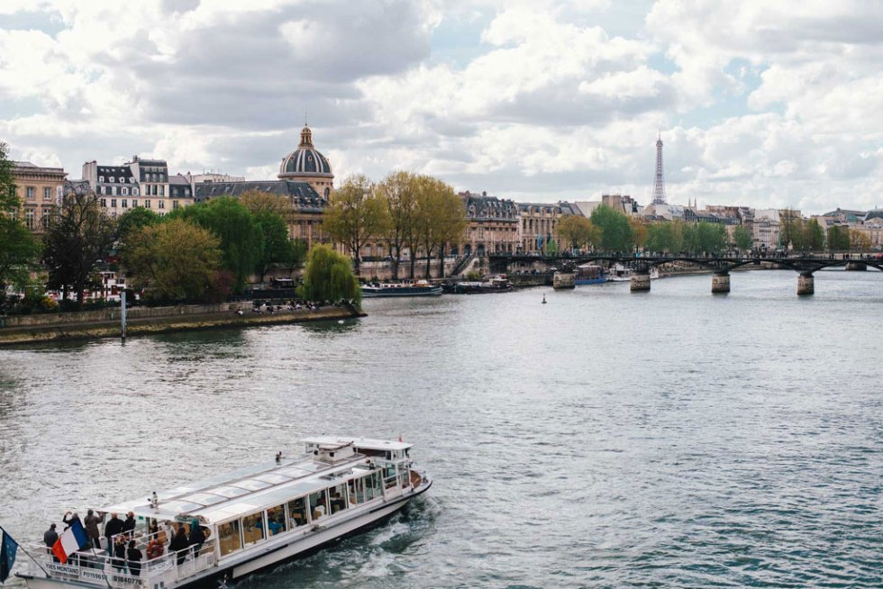 One Week in Paris | Brewing Happiness