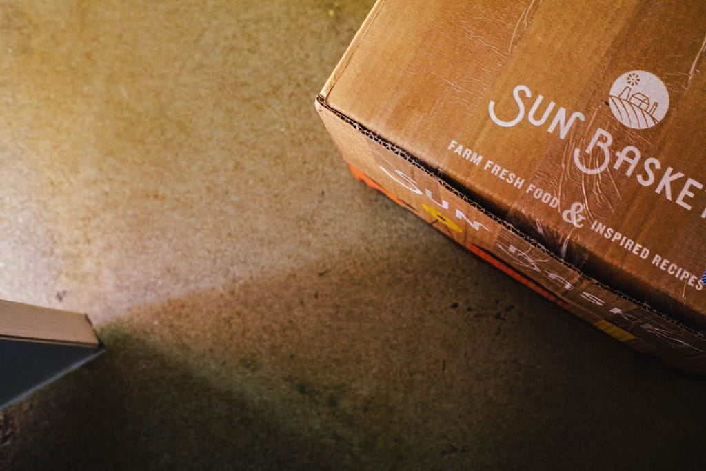 One Day with Sun Basket | Brewing Happiness
