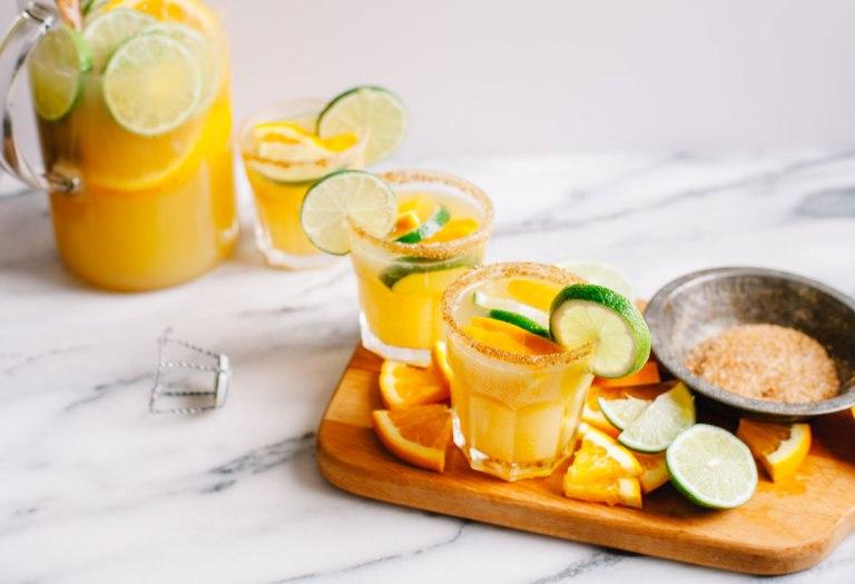 Margarita Mimosas | #margaritaweek