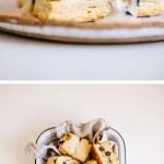 blueberry buttermilk biscuits