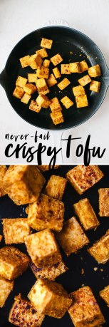 Never-Fail Crispy Tofu