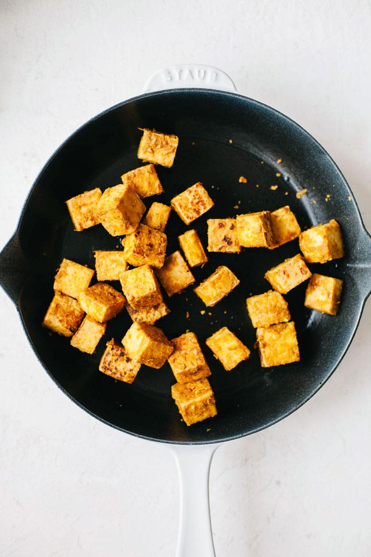 Never-Fail Crispy Tofu