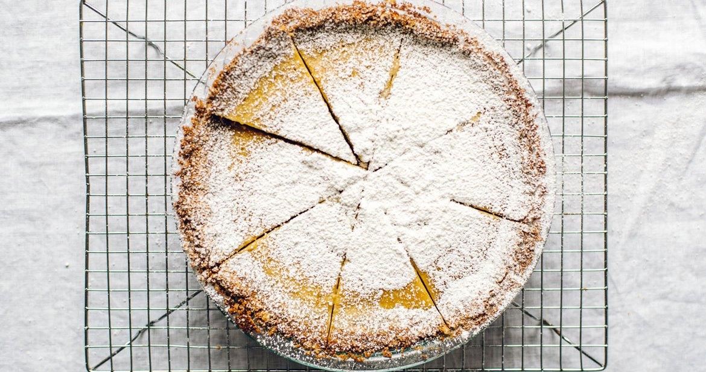 Healthyish Crack Pie