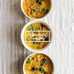 Golden Lentil Curry Stew